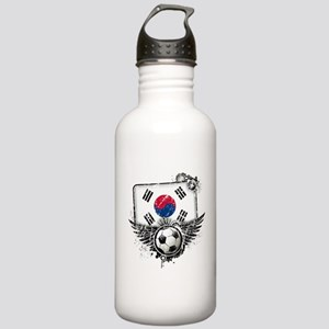 Soccer Fan South Korea Stainless Water Bottle 1.0L
