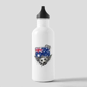 Soccer Fan Australia Stainless Water Bottle 1.0L