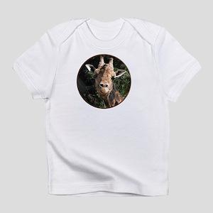 Helaine's Smiling Giraffe Infant T-Shirt