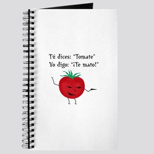 Tomate Journal
