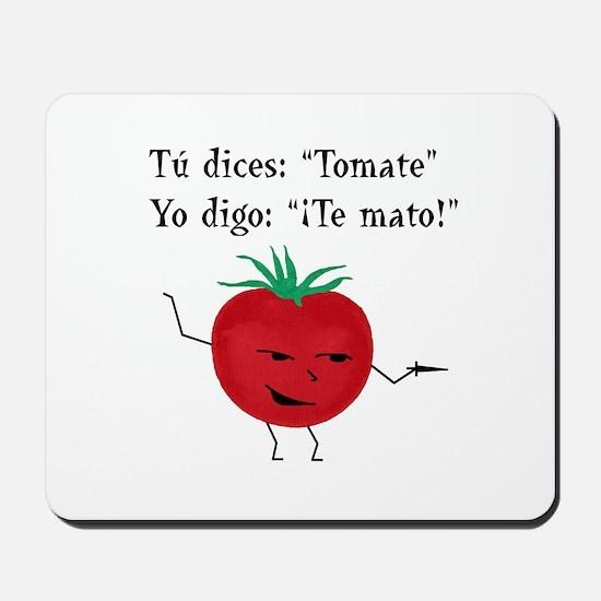 Tomate Mousepad