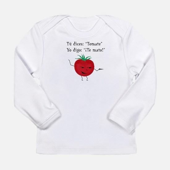 Tomate Long Sleeve Infant T-Shirt