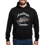 Walleye Hunter Hoodie (dark)