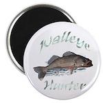 Walleye Hunter Magnet