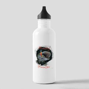 Musky Hunter Stainless Water Bottle 1.0L