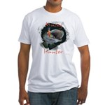 Musky Hunter Fitted T-Shirt