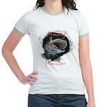 Musky Hunter Jr. Ringer T-Shirt
