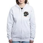 Musky Hunter Women's Zip Hoodie
