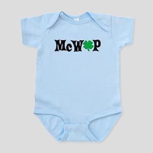 McWop Infant Bodysuit