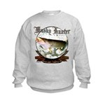 Musky Hunter Kids Sweatshirt