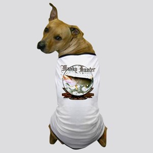 Musky Hunter Dog T-Shirt