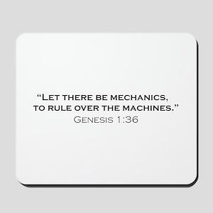 Machines / Genesis Mousepad