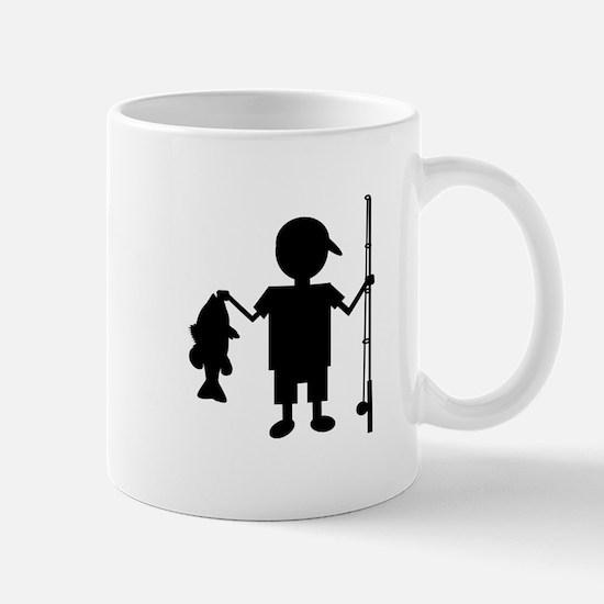 THE REEL BOY Mug