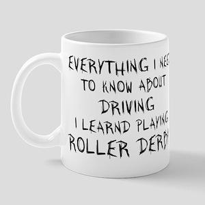 Everything I need to know Mug