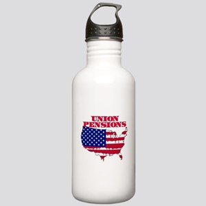 Union Pensions Stainless Water Bottle 1.0L