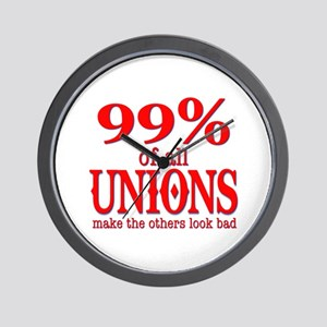 99% Of All Unions Give The Rest A Bad Name Wall Cl