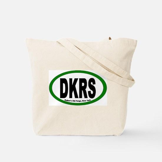 I Love Daikers Tote Bag