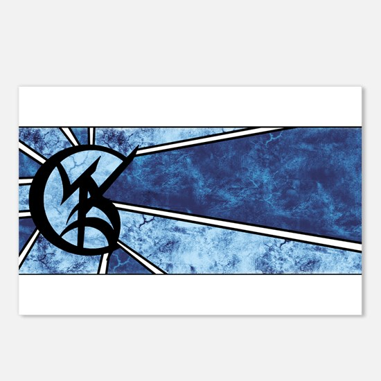 """Wedded Union"" Rune - Postcards (Package"