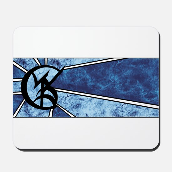 """Wedded Union"" Rune - Mousepad"