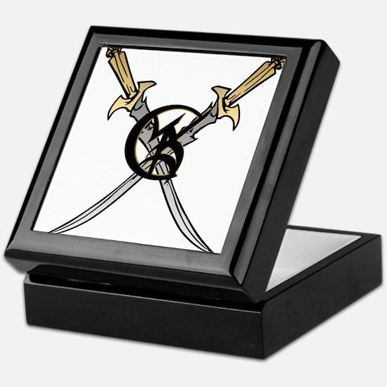 """Wedded Union"" Rune - Keepsake Box"