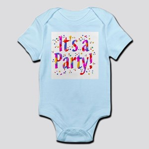It's a Party Infant Creeper