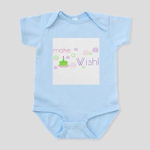 Birthday Wish Infant Creeper