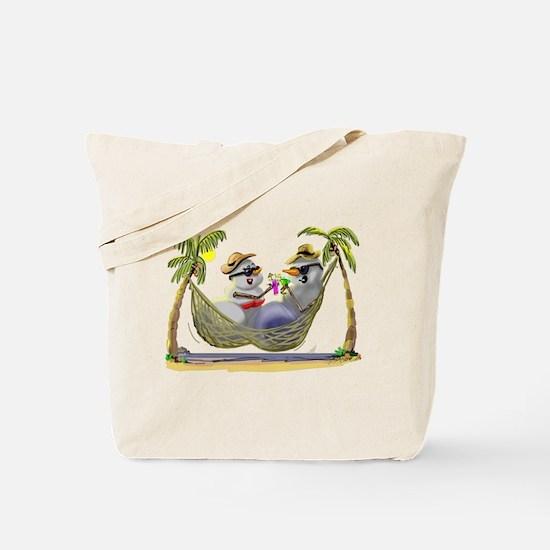 SnOwCoUpLe Tote Bag