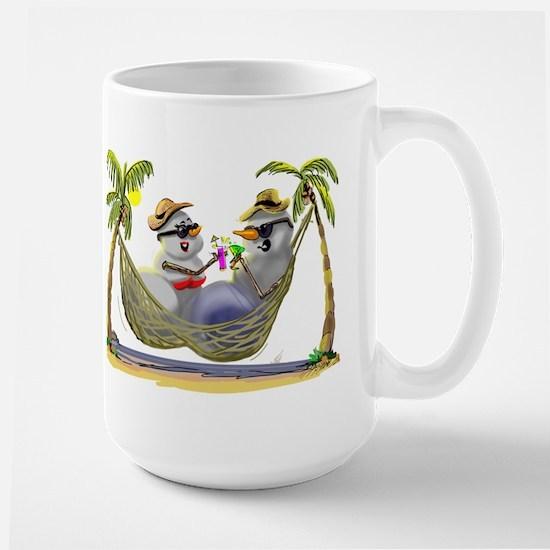 SnOwCoUpLe Large Mug