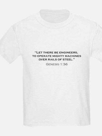 Engineers / Genesis T-Shirt