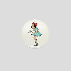 Baby Snooks #1 Mini Button