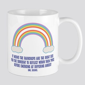 Double Rainbow Meaning Mug