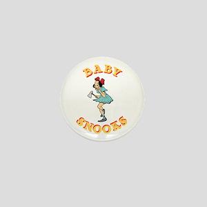 Baby Snooks #2 Mini Button