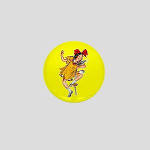 Baby Snooks #4 Mini Button