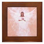 Angel : Framed Tile