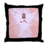 Angel : Throw Pillow