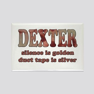 TVs Dexter Rectangle Magnet