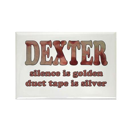 TVs Dexter Rectangle Magnet