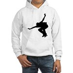 Skateboarding Hooded Sweatshirt