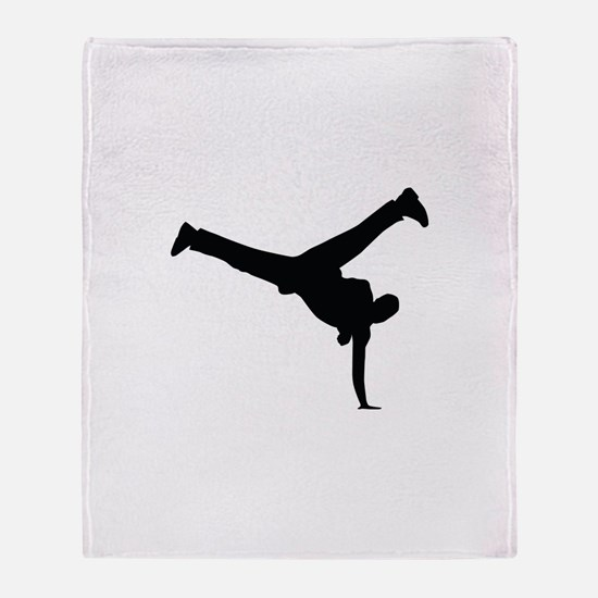 LKick Throw Blanket
