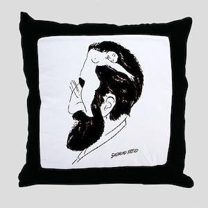 ILLUSION 14 Throw Pillow