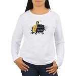 Jazz music Women's Long Sleeve T-Shirt