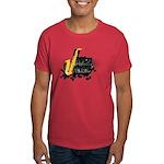 Jazz music Dark T-Shirt