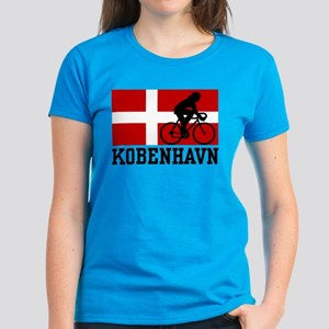 Kobenhaven Cycling Female Women's Dark T-Shirt