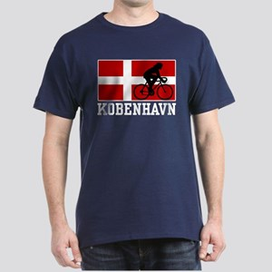 Kobenhaven Cycling Female Dark T-Shirt