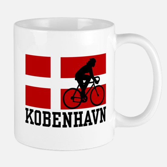 Kobenhaven Cycling Female Mug