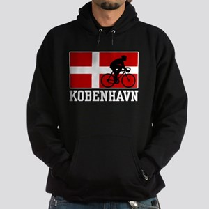 Kobenhaven Cycling Male Hoodie (dark)
