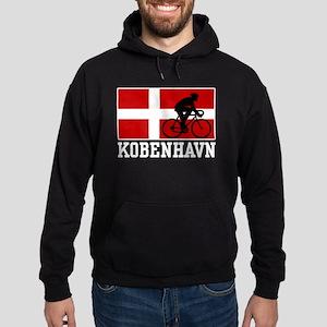 Kobenhaven Cycling Male Hoodie (dark)