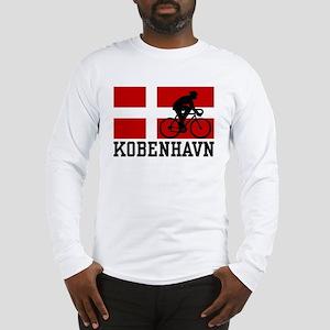 Kobenhaven Cycling Male Long Sleeve T-Shirt