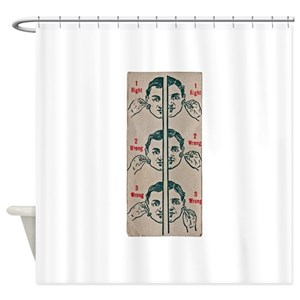 Shave Shower Curtains