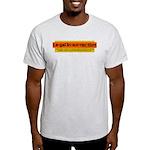 Legal Insurrection Light T-Shirt with Logo